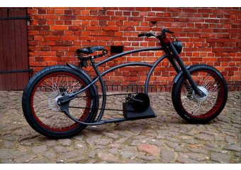 Электровелосипед 250 Watt Cruiser E-Bike
