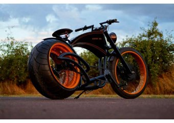 Електровелосипед Custom-Bike Breitbau #2