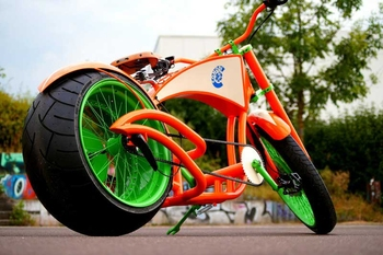 Электровелосипед Custom-Bike Breitbau #1