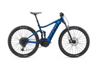 Велосипед Giant Stance E+ 1 Pro 29er 25 км/час (Metallic Navy)