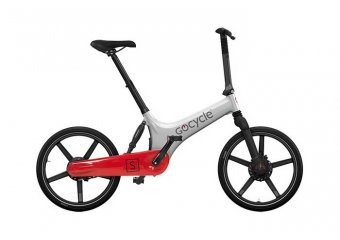 Електровелосипед Gocycle GS