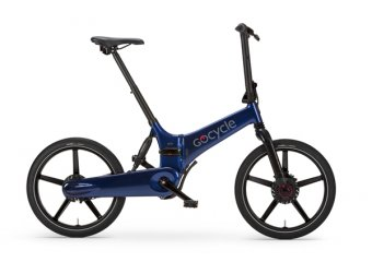 Электровелосипед Gocycle GX Blue