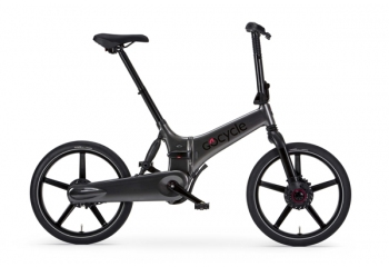 Электровелосипед Gocycle GXi Grey