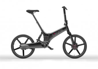 Электровелосипед Gocycle GXi Matt Black