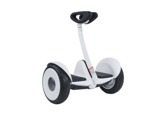 Гіроскутер Ninebot by Segway S White