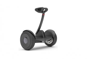 Гіроскутер Ninebot by Segway S Black